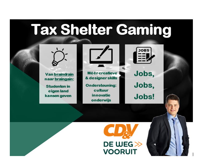 Tax shelter Gaming